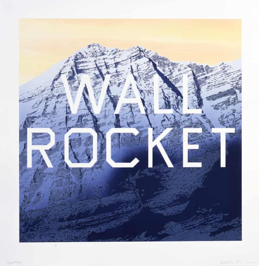 Wall Rocket 2013