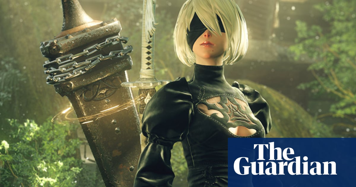 Nier: Automata – how a 'weird game for weird people' became