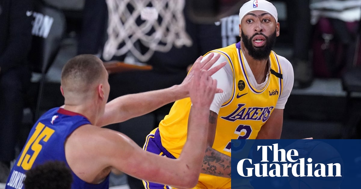 LA Lakers overwhelm Nuggets in West finals opener behind Anthony Daviss 37
