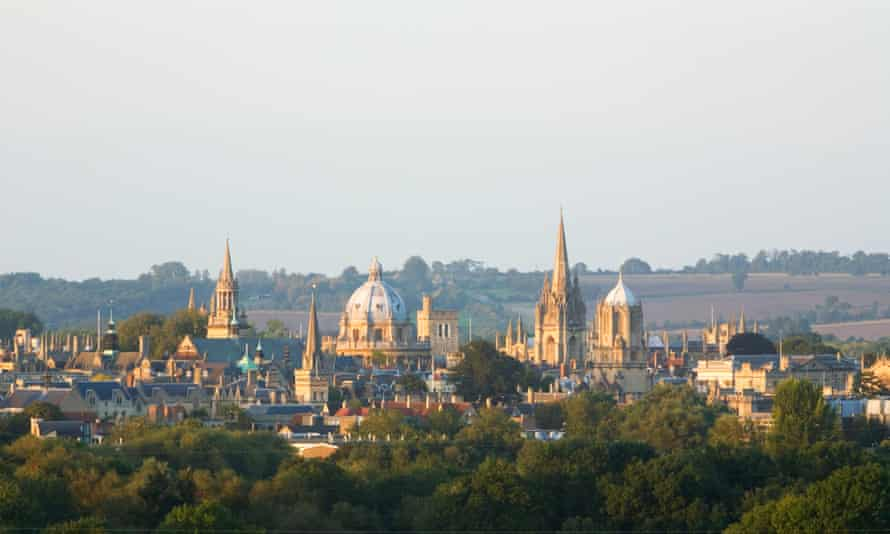 Oxford: behind the dreaming spires lies the most unaffordable city in the UK.