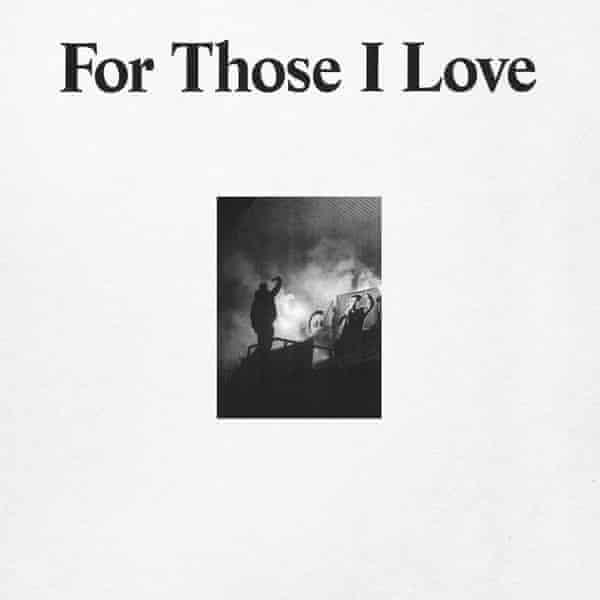 For Those I Love: For Those I Love album cover.