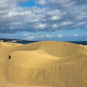 The Maspalomas Dunes