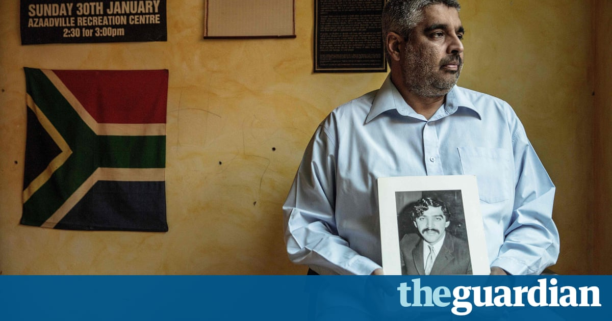 South Africa judge rules police murdered anti-apartheid activist in 1971