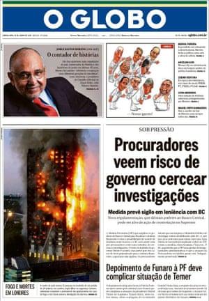 O Globo, Brazil