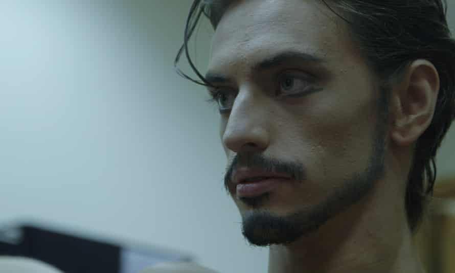 He looks as clear and untroubled as a child … Sergei Polunin in Dancer.