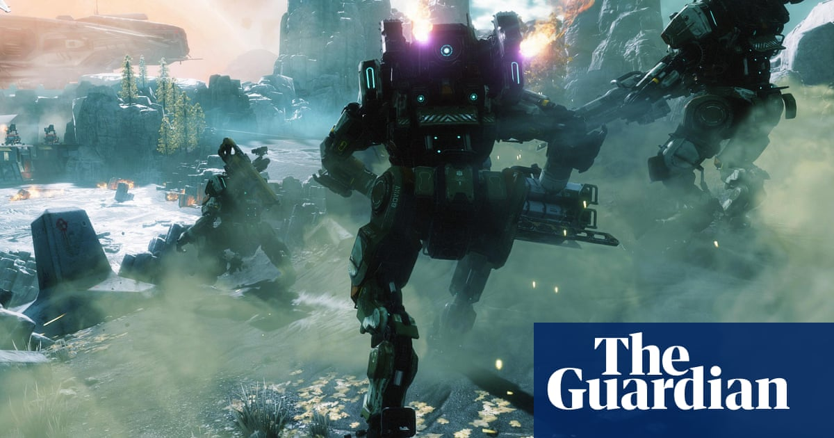 Titanfall 2 – what Respawn did next with its giant robot