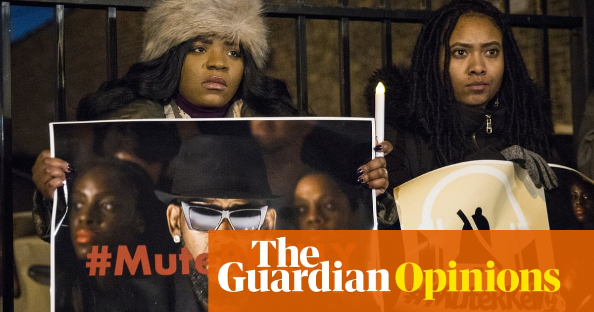 If society valued Black women and girls, convicting R Kelly wouldn't take so long