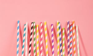 500m straws are used and discarded every day in the US.