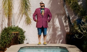 Kevin Smith at home in LA: 'I was never ambitious.'