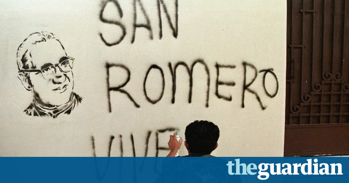 Details of plot to murder archbishop scar Romero revealed in new book