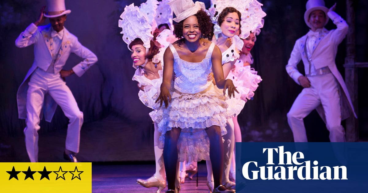 Shuffle Along Review First Jazz Musical Lacks Enough Full Production Numbers Broadway The Guardian