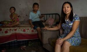 Liu Weqin, 36  a scrap dealer from Henan