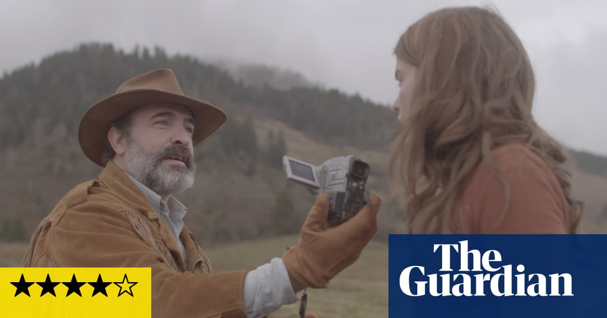 Deerskin review – Quentin Dupieux's deliciously daft black comedy