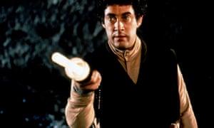 Gareth Thomas as Blake.