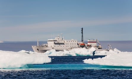 One Ocean has faced a number of financial setbacks since one of their ships ran aground in the Canadian Arctic in August.