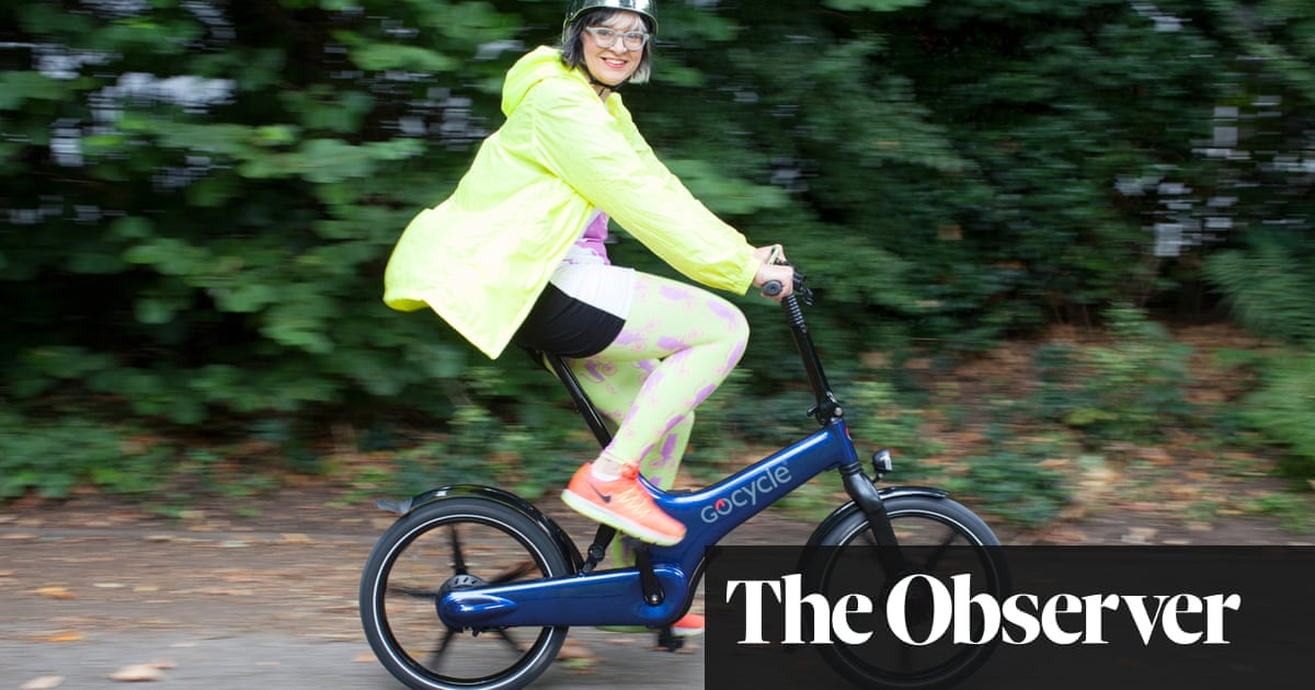 98a4cdfc25b Why I'm proud to ride an e-bike | Life and style | The Guardian