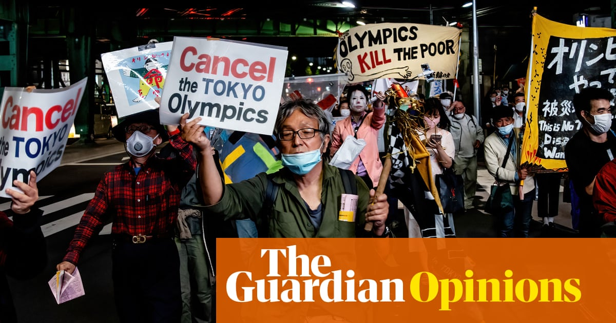 IOC holds Tokyo as Olympic hostage to fortune with grim Games ahead