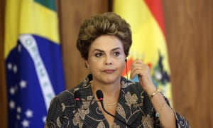 'This is a struggle to protect our families, a struggle that should unite all of us,' Brazilian president Dilma Rousseff said of the fight to contain the Zika virus.