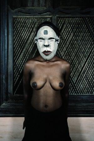 Untitled (Demoiselles de Porto-Novo series), 2012