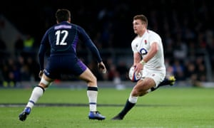 Henry Slade has shown his brilliance.