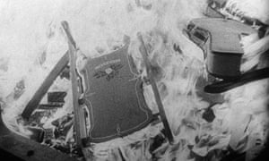 A sledge called rosebud goes up in flames in Citizen Kane