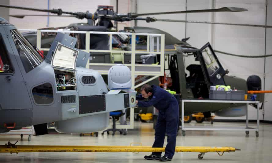 Gkn To Close Yeovil Helicopter Site Putting Hundreds Of Jobs At Risk Gkn The Guardian