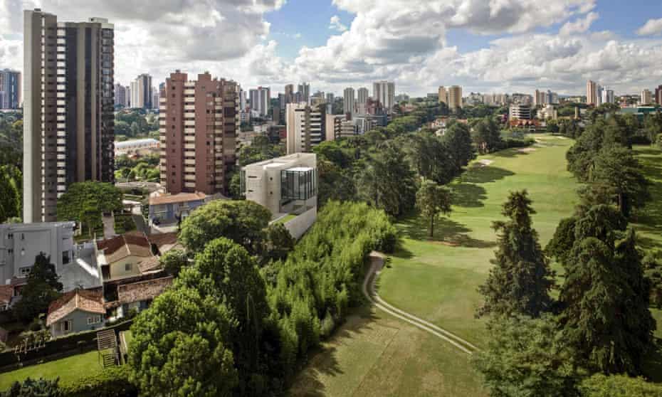 Curitiba in Brazi