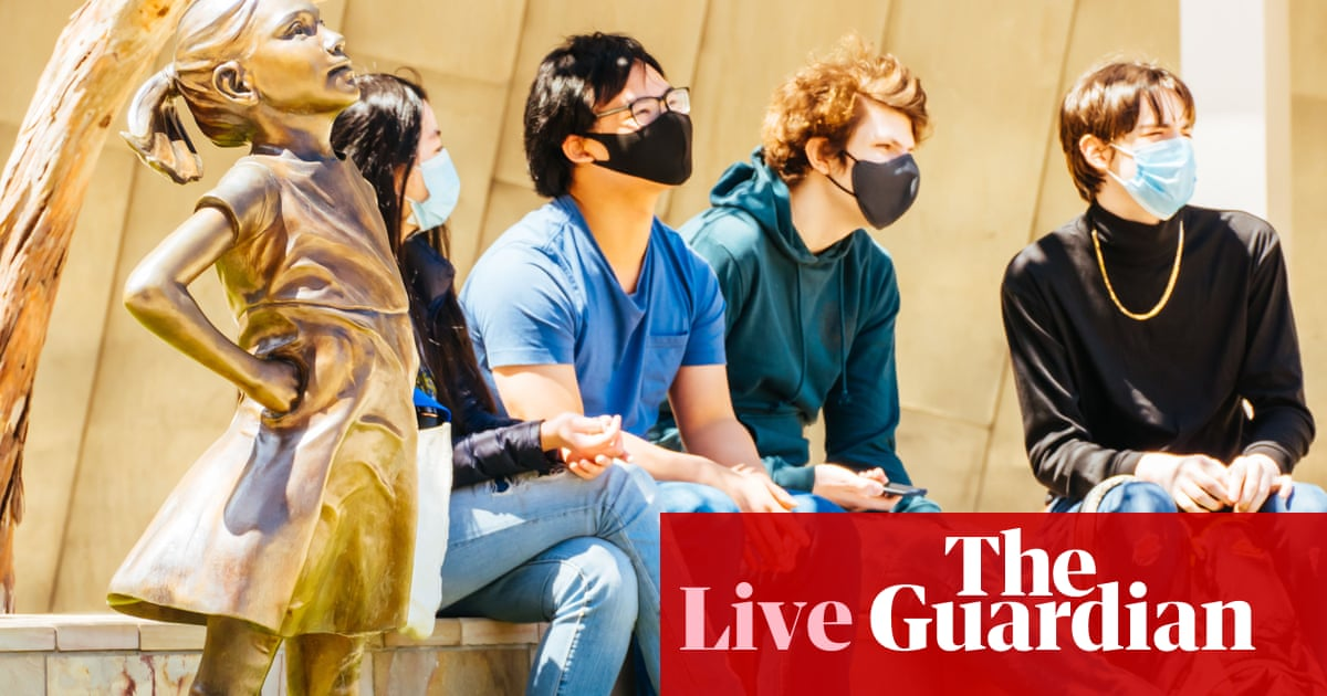 Victoria reports no new Covid cases as Sydney restaurant on alert; trade tensions with China escalate – live news – The Guardian