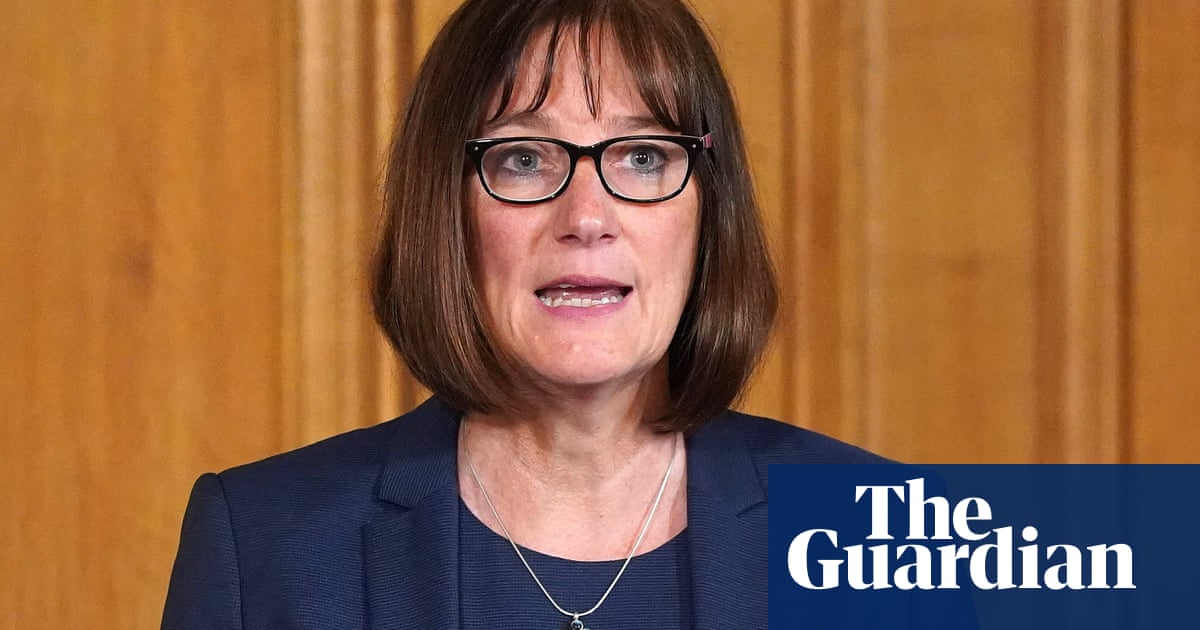Lynne Owens to step down as head of UK National Crime Agency