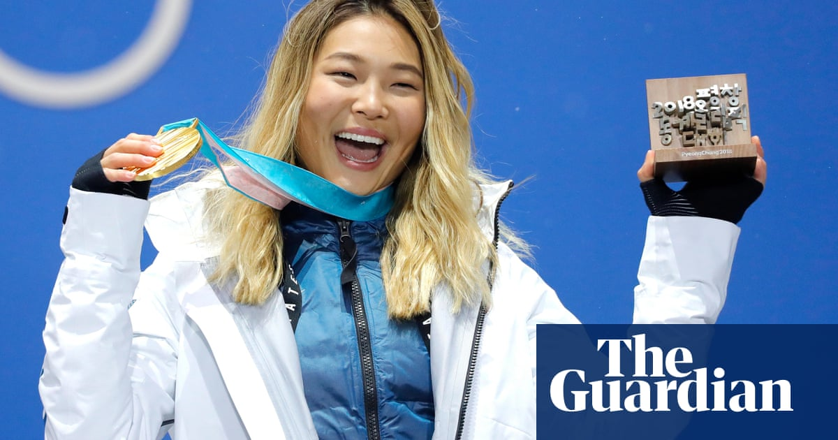 Chloe Kim isn't just a gold medalist: she's a transcendent