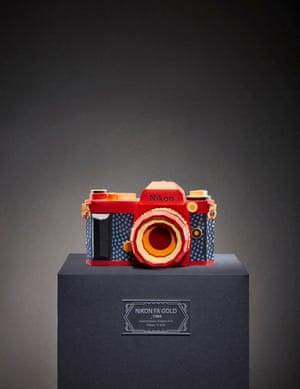 Nikon FA Gold, 1984, by Lee Ji-hee