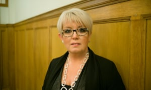 Helen Newlove, the victims' commissioner