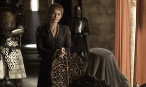Warrior mother … Cersei Lannister will fight to the end for her son.