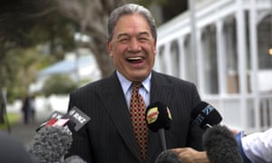 Winston Peters is holding the balance of power for a third time after Saturday's election