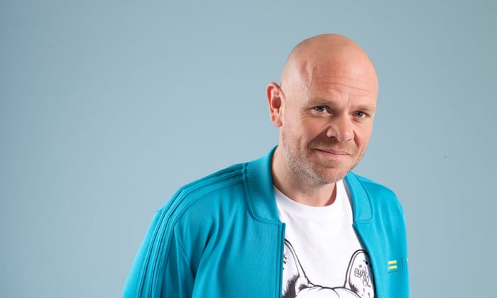 Lots of blokes I know are very emotional: we have honest conversations :   Tom Kerridge, Chef