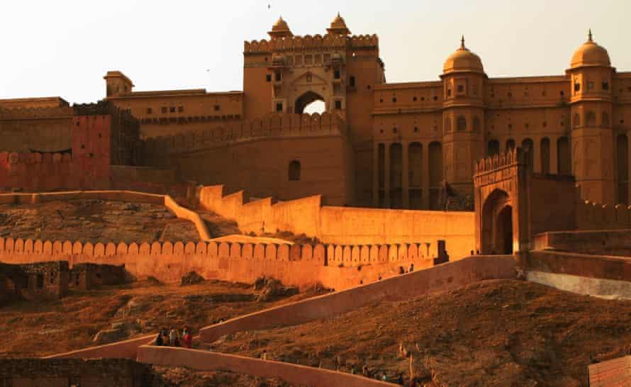 Fort Amber, Amber Palace Jaipur, India