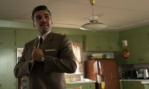 Bad faith … Oscar Isaac as Bud Cooper.
