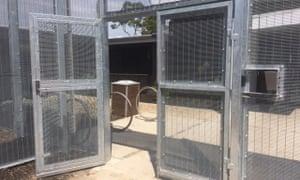 Serco detention centre