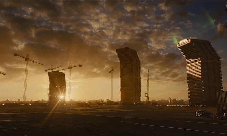 Bleak visions … the film 2015 film adaptation of JG Ballard's High-Rise.