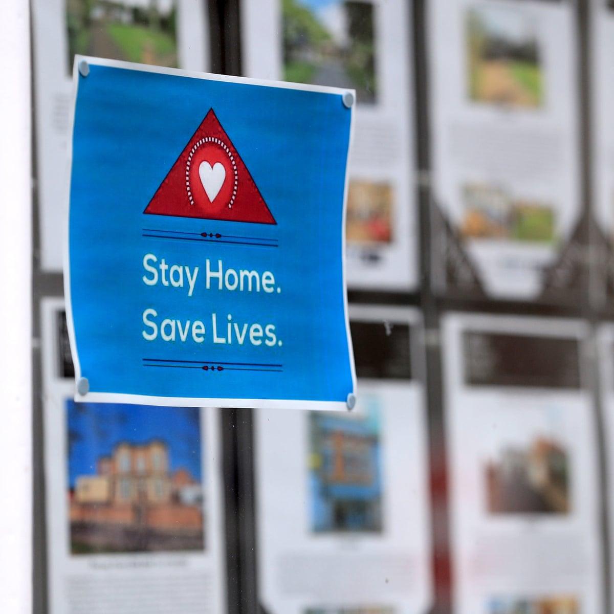 Coronavirus Outbreak Will Halt 520 000 Uk House Sales In 2020