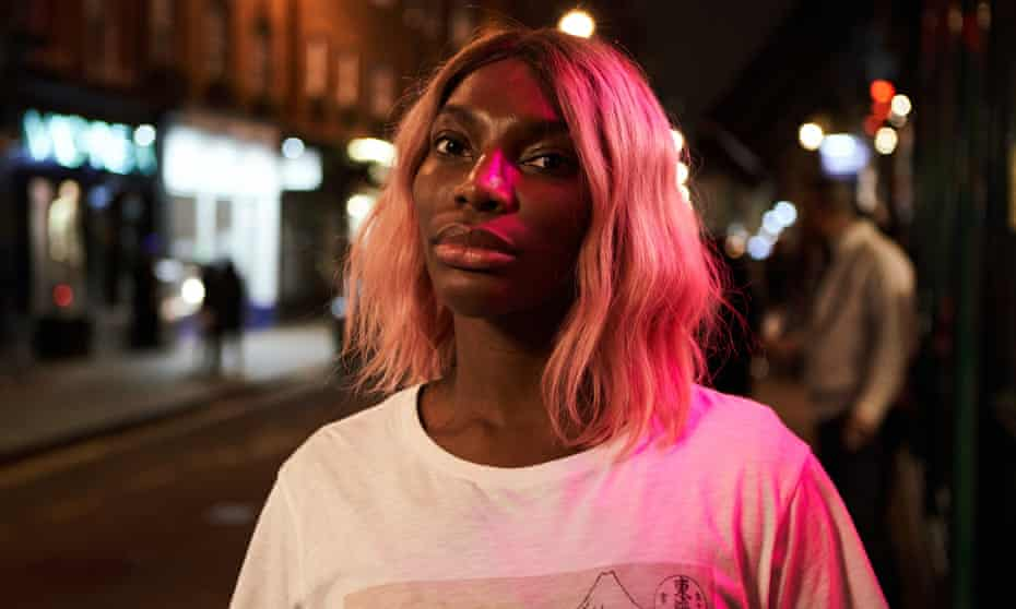 Michaela Coel in a scene from I May Destroy You