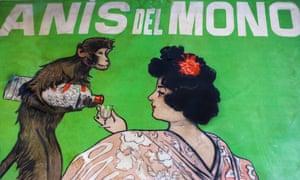 A 1998 poster for Anís del Mono