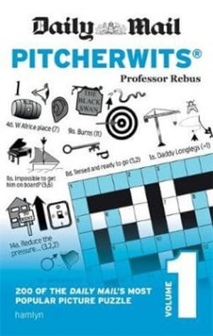 Pitcherwits books are available at the Guardian Bookshop