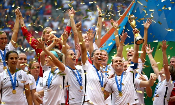 Fifa's treatment of Women's World Cup final keeps 'virus' contained