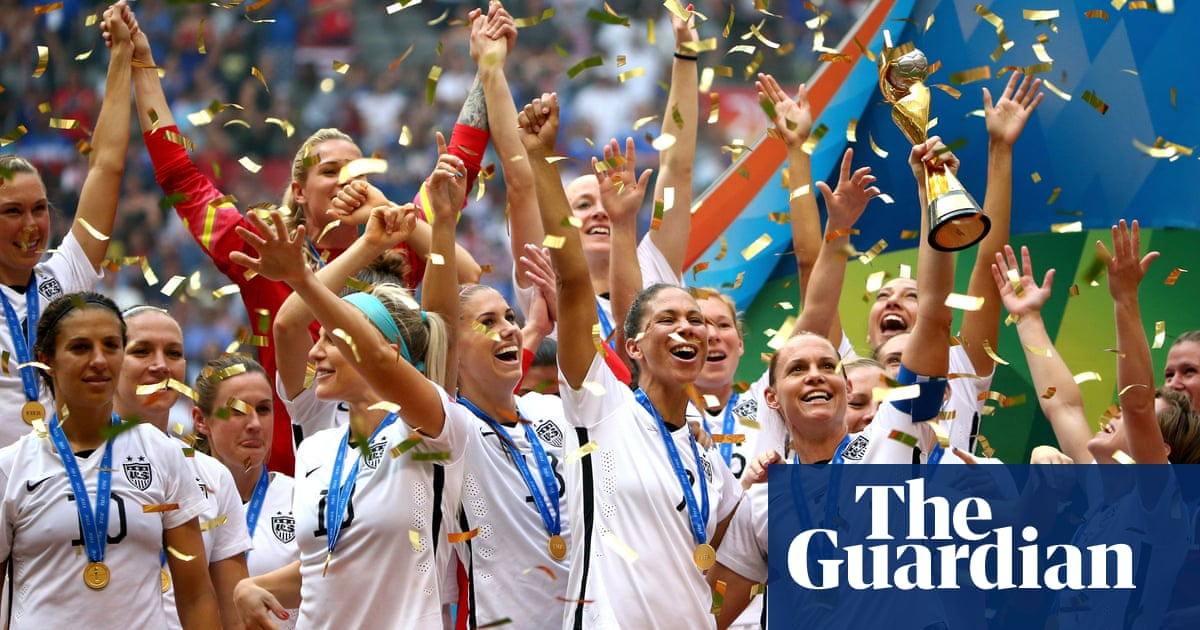 436b235a1fb US women s team sues US Soccer over  institutionalized gender  discrimination