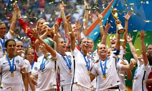 The US women's team has been a huge success over the last two decades but does not reflect America's diversity