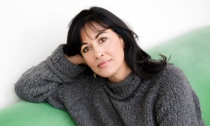 Novelist Polly Samson at home in Brighton. Photo by Linda Nylind. 26/2/2015. For SAT REVIEW