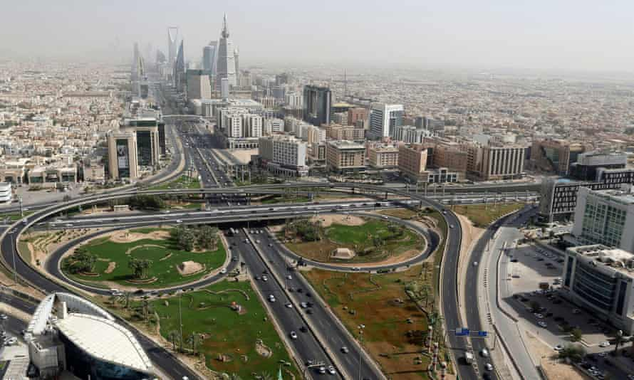 The city of Riyadh, where the Urban 20 summit is being hosted as part of Saudi Arabia's chairmanship of the G20.