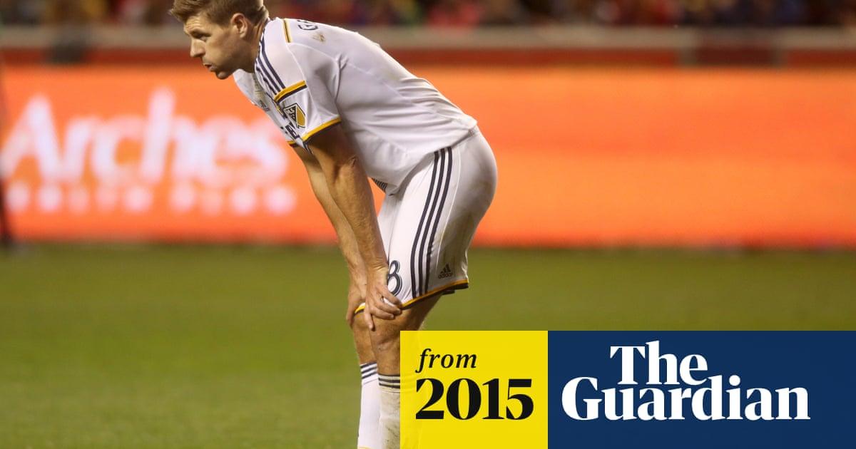 sale retailer ea76f 68a20 Steven Gerrard and Frank Lampard misjudged MLS, says Landon ...