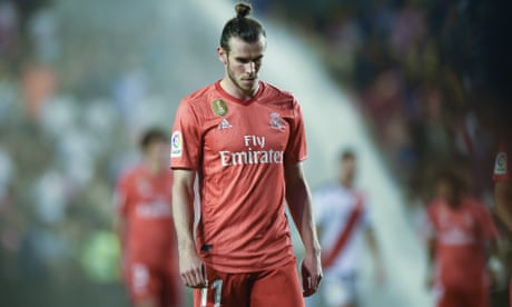 Bale digs in as face-off with Zidane over Real Madrid future intensifies | Sid Lowe